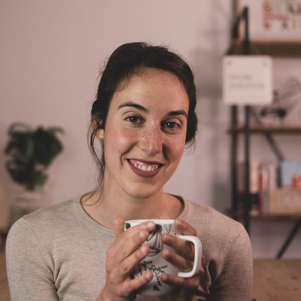 Soy Sofía Mateo, mentora de proyectos digitales en femenino