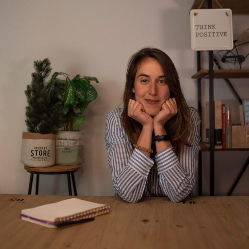 Sofía Mateo, mentora de negocios digitales